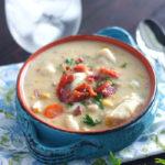 Corn and Crab Chowder - CookingBride.com