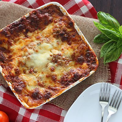 Hearty Meat Lover's Lasagna