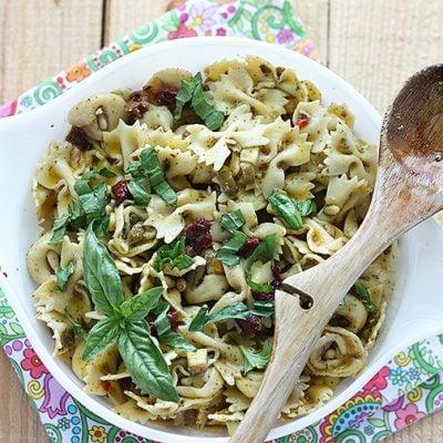 A la Carte Italian Pasta Salad
