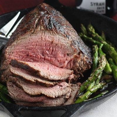 Oven Roasted Roast Beef Dinner