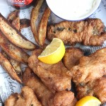 Fish and Chips - CookingBride.com