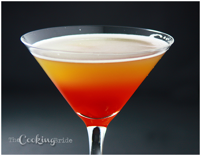 The Gangster Martini - CookingBride.com