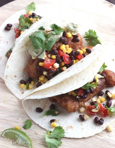 Beer Battered Fried Avocado Tacos Recipes — Dishmaps