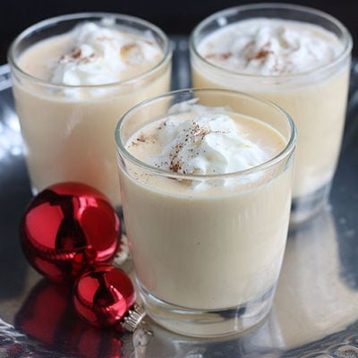 How to Make Homemade Eggnog