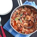 Hearty Slow Cooker Jambalaya