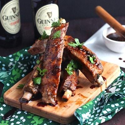 Guinness Pork Ribs