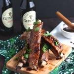 Guinness Pork Ribs - CookingBride.com