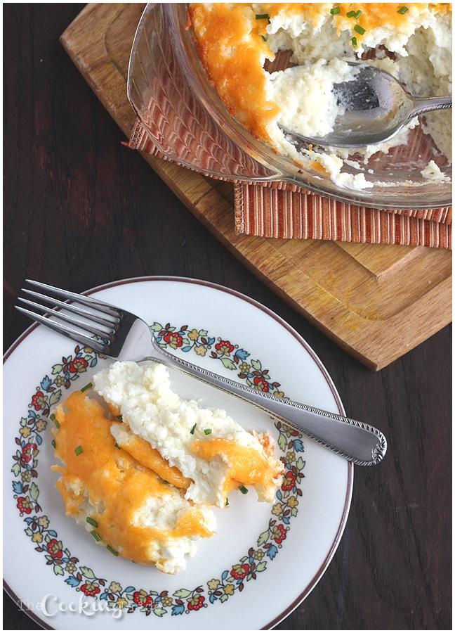 Mashed Potato Casserole - CookingBride.com
