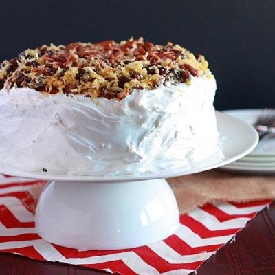 Amalgamation Cake