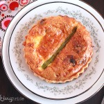 Asparagus, Bacon, and Pepper Jack Quiche - CookingBride.com