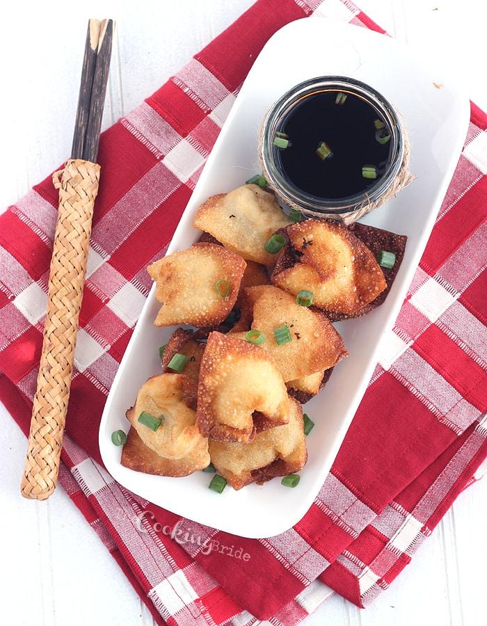 Crawfish Cream Cheese Wontons 074 WM