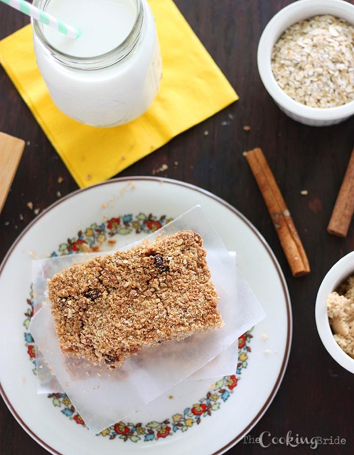 Apple Cinnamon Cereal Bars 083 WM