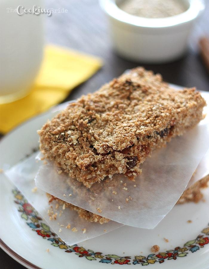 Apple Cinnamon Cereal Bars 093 WM