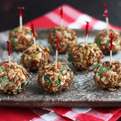 Brandy Cheese Balls