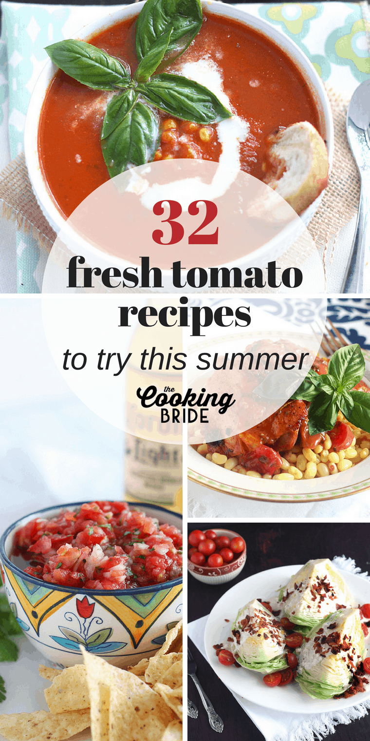 Is your garden producing a bounty of fresh tomatoes this summer? Check out these unique fresh tomato recipes for delicious ideas on how to use them.