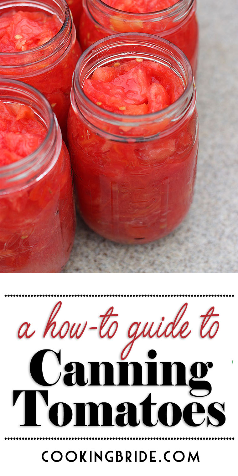 Interested in preserving tomatoes, but don't know where to start? My how-to guide will tell you everything you need to know about how to can diced tomatoes.