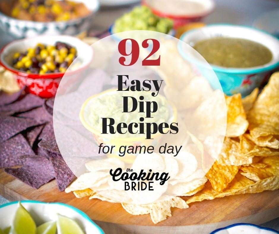 Super Bowl Dip Recipes
