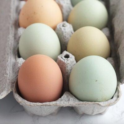 6 Tips for Easy Peel Boiled Eggs