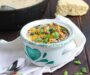 Poblano Chicken Chowder with Wild Rice