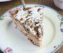 Upside Down Fig Cake with Vanilla Glaze